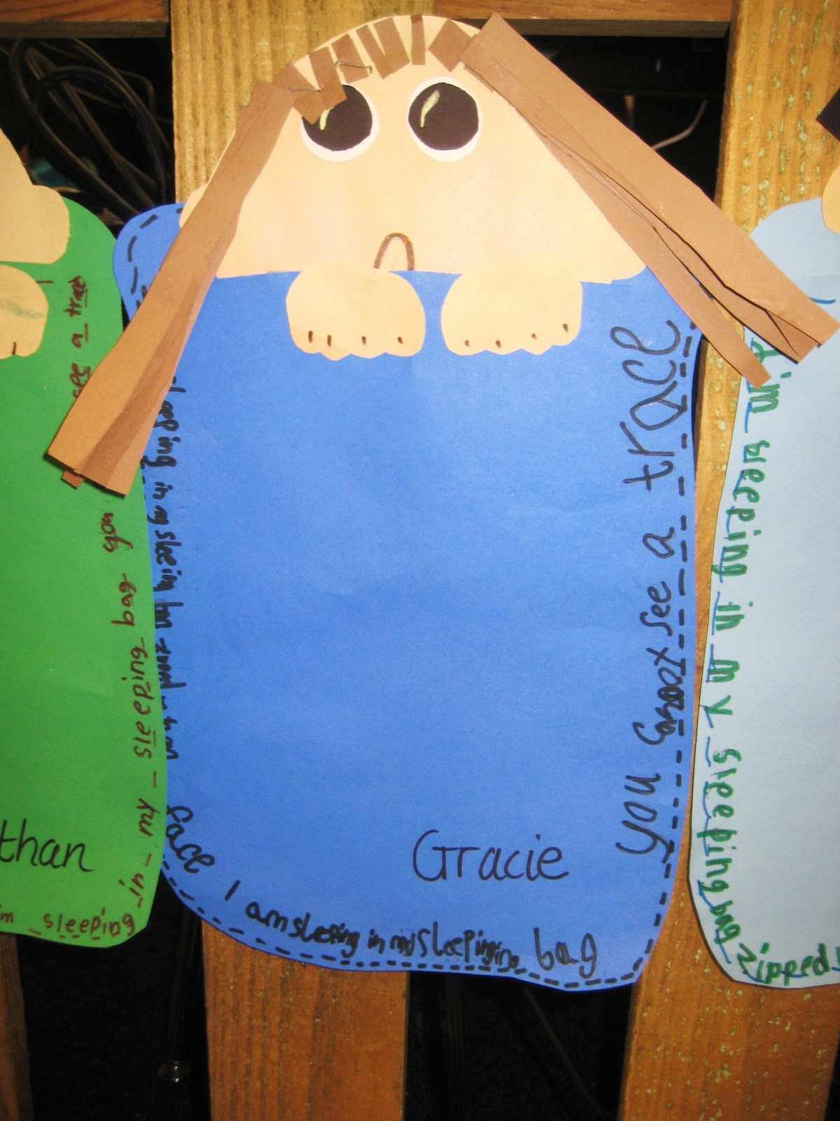 Camping Crafts For Preschoolers  First Grade Wow Camping Unit
