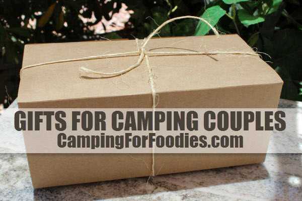 Camping Gift Ideas For Couples  Camping Gifts Couples Will Love Cute Creative Crazy