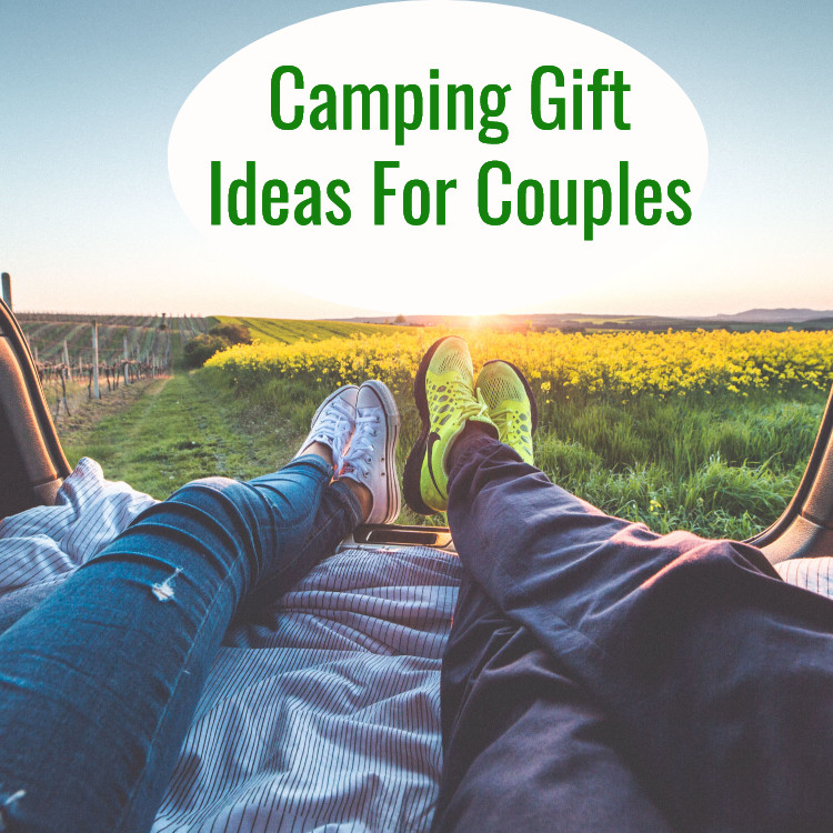 Camping Gift Ideas For Couples  camping t ideas for couples The Greatest Gift Guide