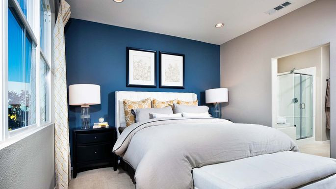Best ideas about Can You Paint 2 Accent Walls . Save or Pin Painting Accent Walls A Primer on This DIY Home Update Now.