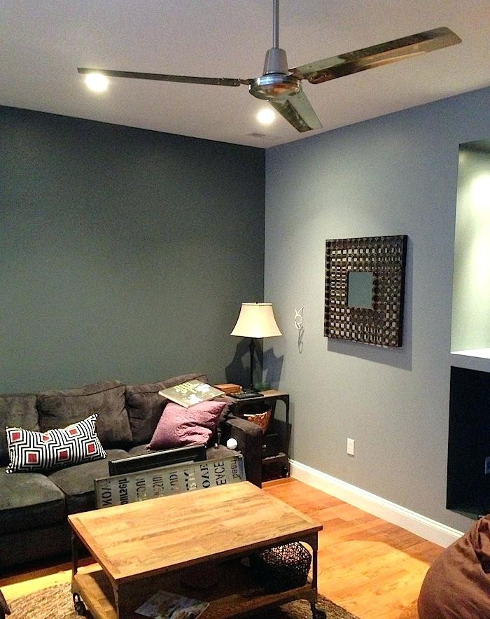 Best ideas about Can You Paint 2 Accent Walls . Save or Pin Two Accent Walls How To Paint Two Walls Different Colors Now.