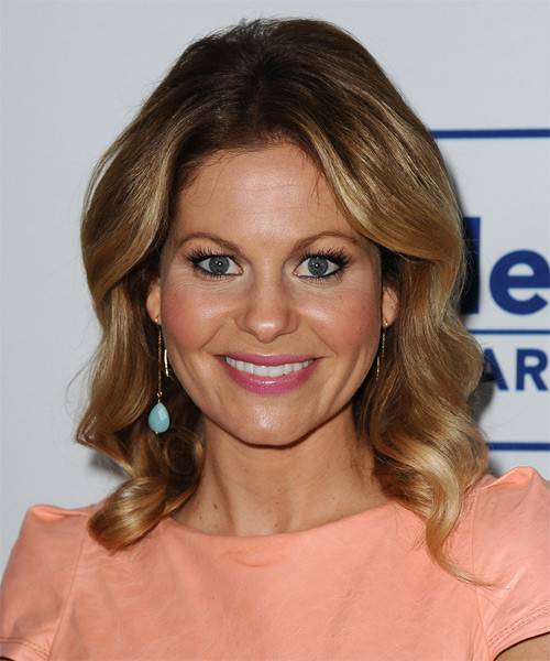 Candace Cameron Bure Hairstyle  Candace Cameron Bure Hairstyles in 2018