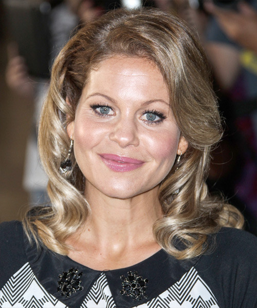 Candace Cameron Bure Hairstyle  Candace Cameron Bure Hairstyles