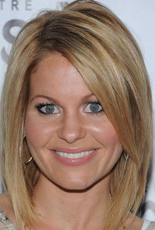 Candace Cameron Bure Hairstyle  20 Chic Short Medium Hairstyles for Women