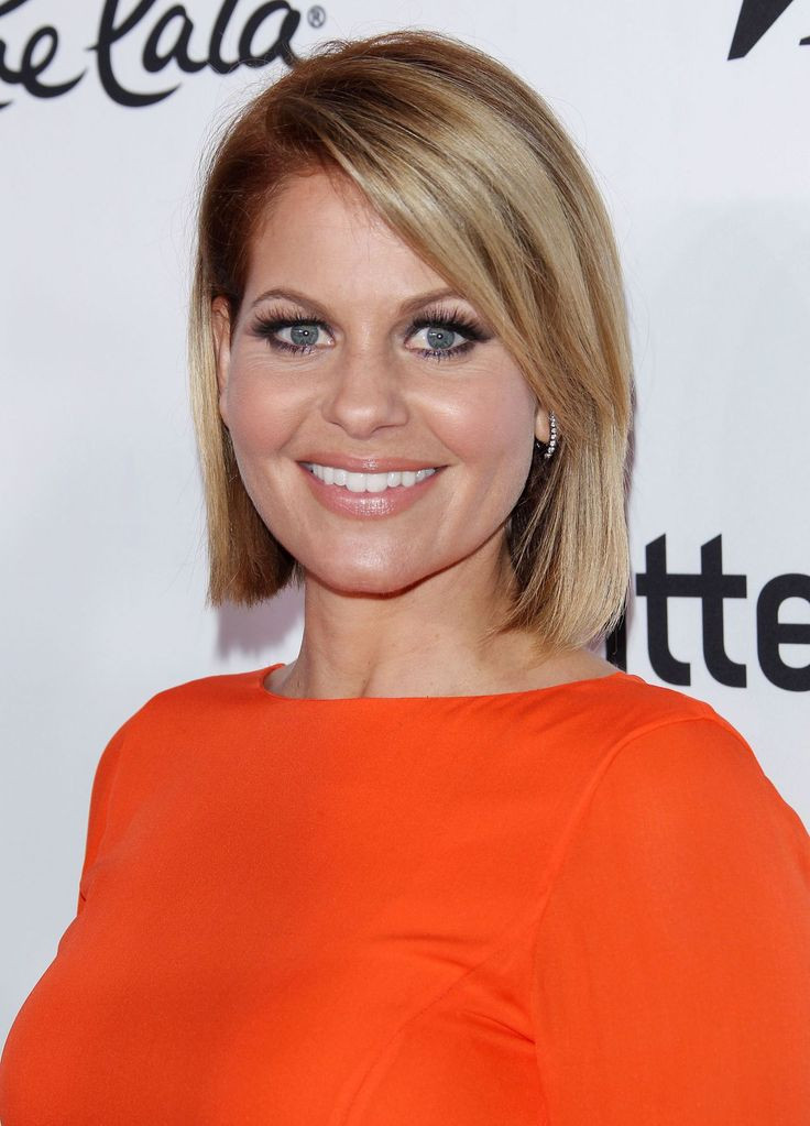 Candace Cameron Bure Hairstyle  130 best Candace Cameron Bure images on Pinterest