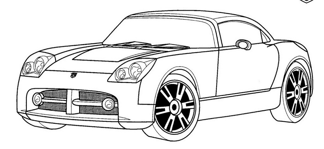 Car Coloring Books For Adults  Car Coloring Pages For Adults Coloring Pages