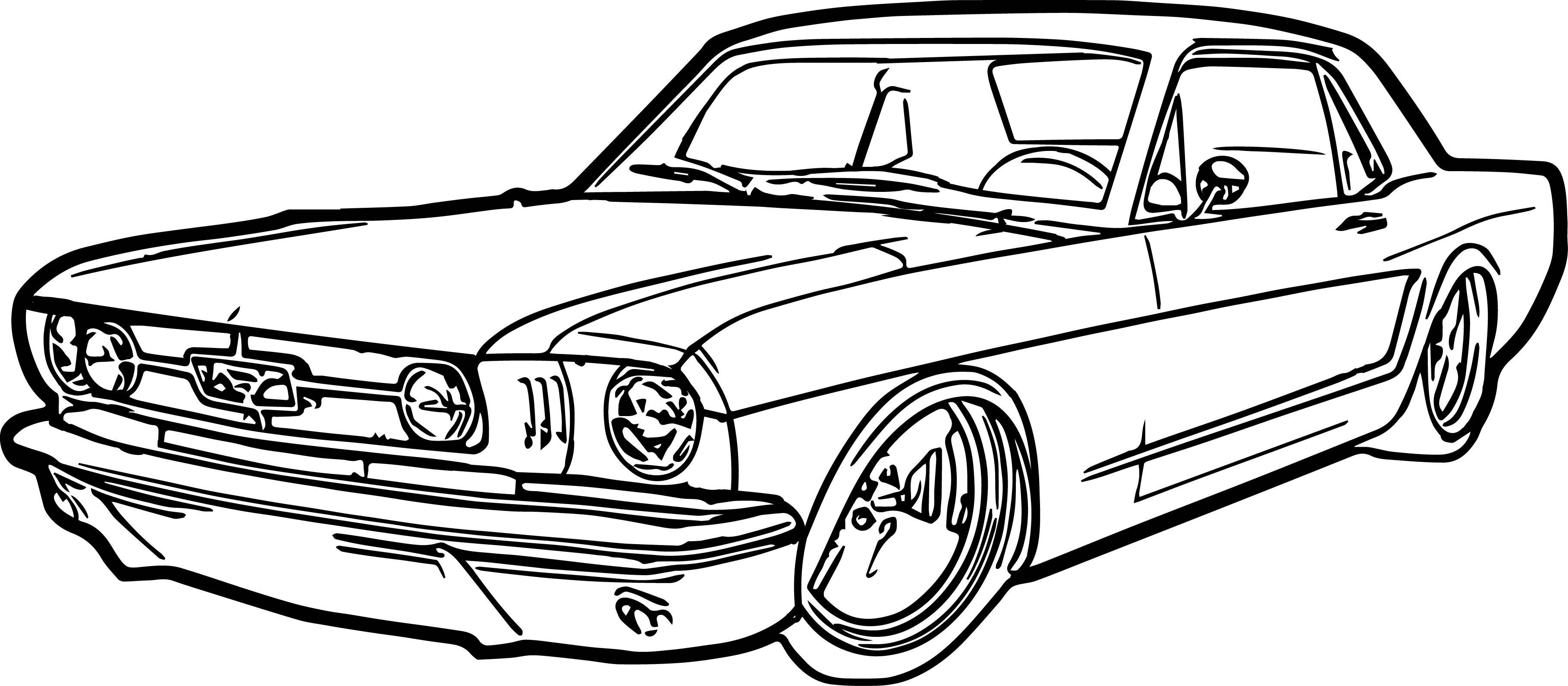 Car Coloring Books For Adults  Car Coloring Pages for Adults Gallery Free Coloring Books