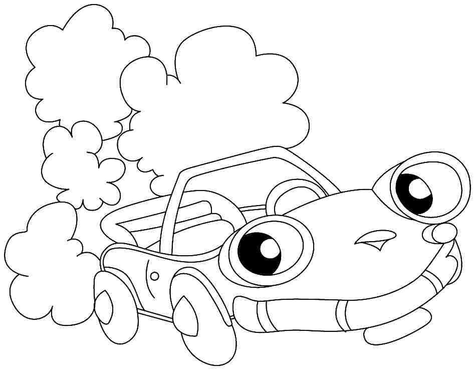 Best ideas about Car Coloring Pages For Girls . Save or Pin Car Coloring Pages For Preschool Cars Girls grig3 Now.