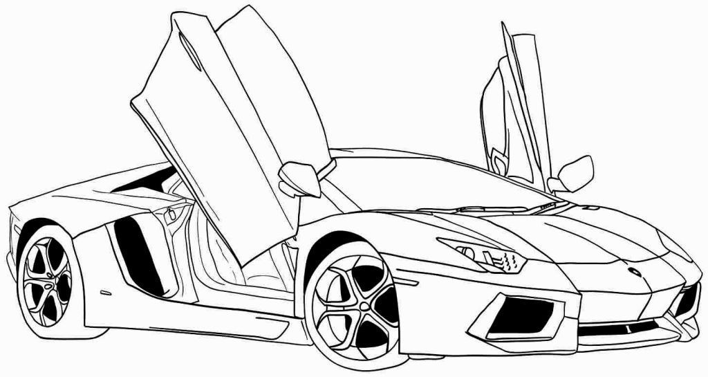 Best ideas about Car Coloring Pages For Girls . Save or Pin Sport Cars Coloring Pages Coloring Pages Now.