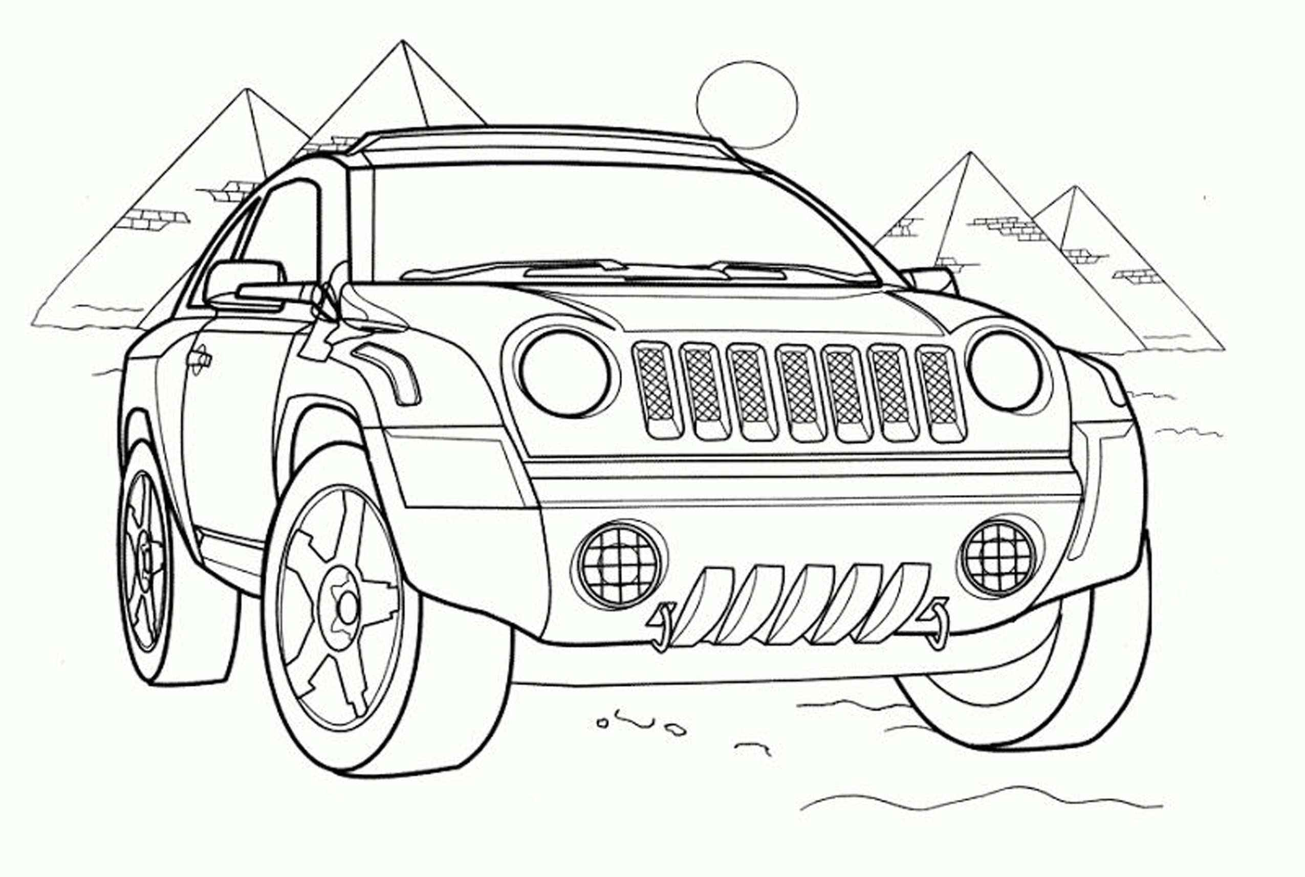 Best ideas about Car Coloring Pages For Girls . Save or Pin Cars Coloring Pages For Boys Kids Colouring grig3 Now.