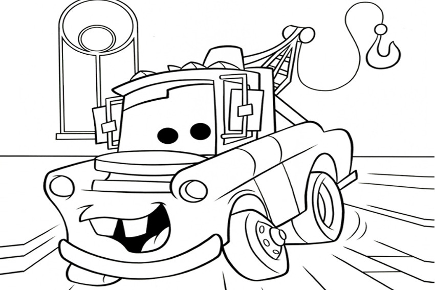 Car Coloring Pages For Kids  Cars Coloring Pages Best Coloring Pages For Kids