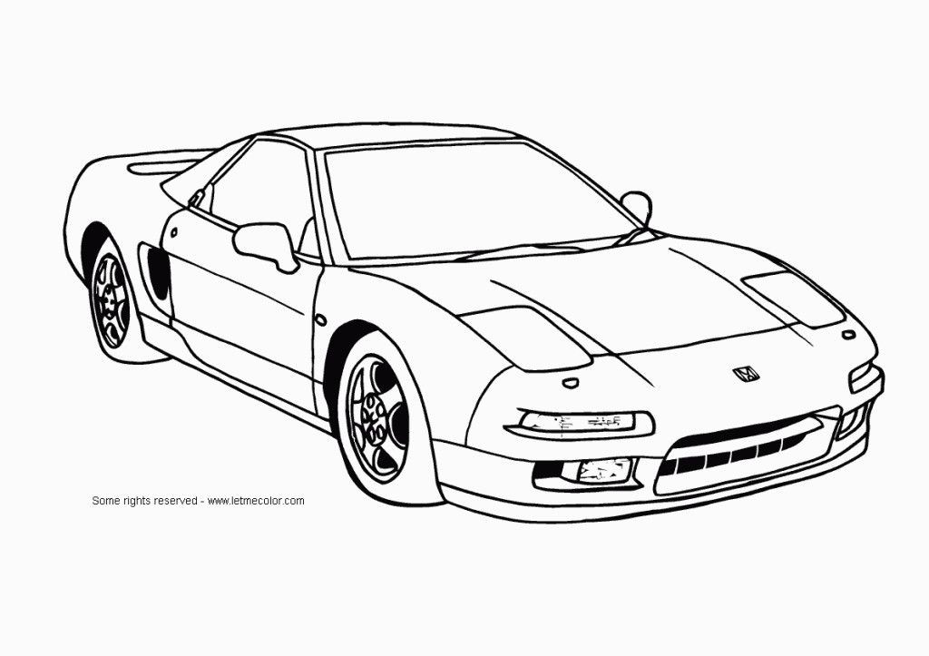 Car Coloring Sheets For Boys  Coloring Pages For Boys Cars Coloring Home