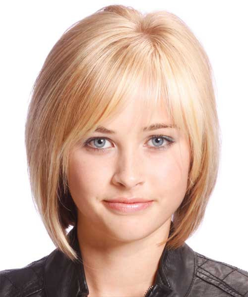 Casual Hairstyles  28 Short Straight Casual Hairstyles