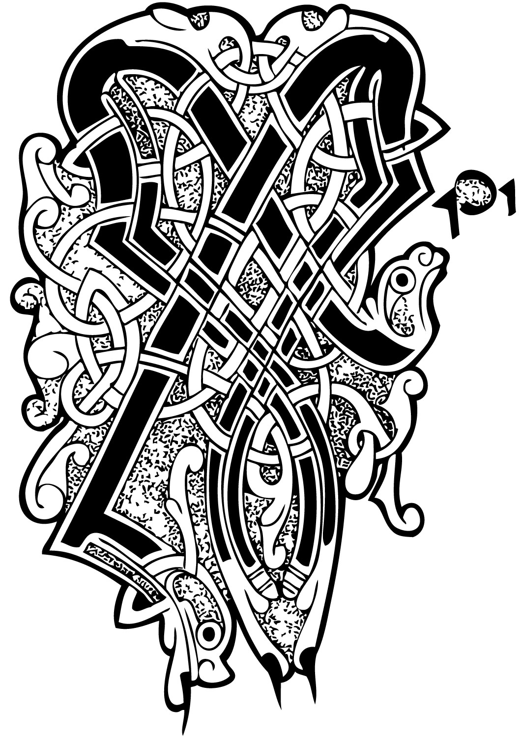 Celtic Coloring Pages For Adults  Printable celtic coloring pages for adults ColoringStar