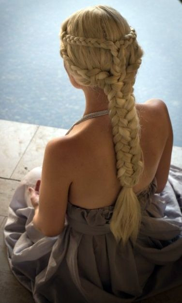 Celtic Hairstyles Female  Romantic Princess Hairstyle Ideas for Brides & Girls