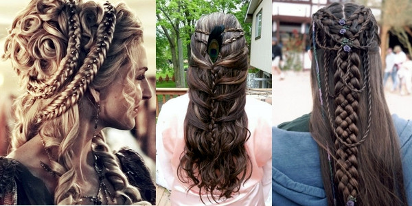 Celtic Hairstyles Female  Wonderful Celtic braids and Video Tutorials The