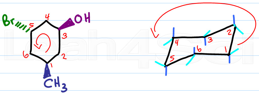Best ideas about Chair Conformation Of Cyclohexane . Save or Pin Drawing Chair Conformations and Ring Flips for Cyclohexane Now.