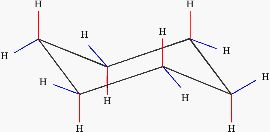 Best ideas about Chair Conformation Of Cyclohexane . Save or Pin File Cyclohexane structure Wikimedia mons Now.