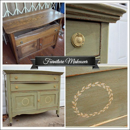Best ideas about Chalk Painted Furniture Ideas . Save or Pin Chalk Paint Furniture Jennifer Decorates Now.