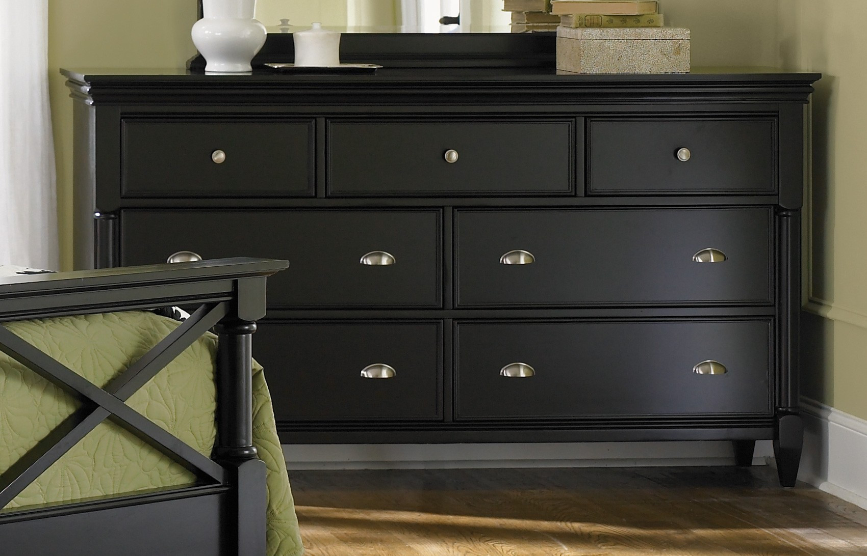 Best ideas about Chalk Painted Furniture Ideas . Save or Pin Black Chalk Paint Furniture Ideas Now.
