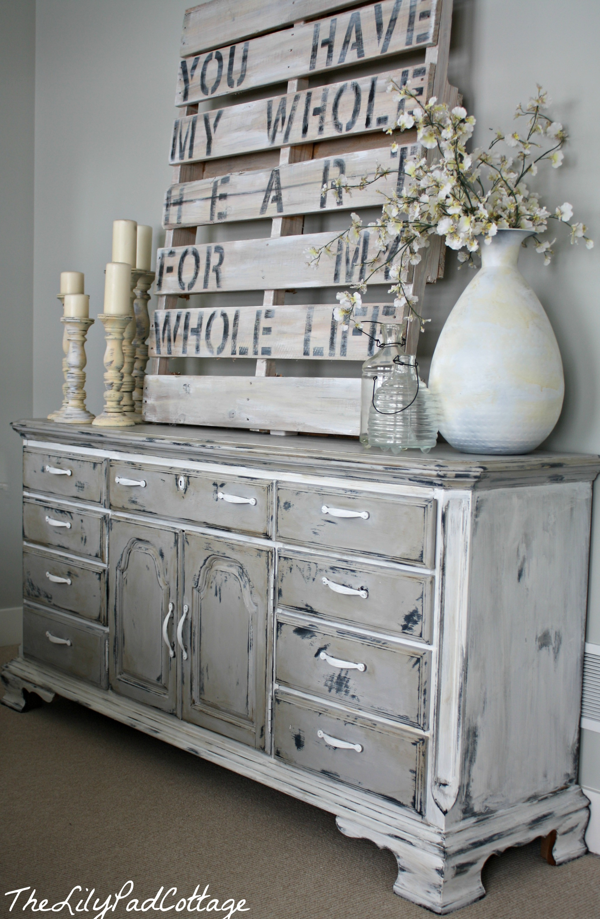 Best ideas about Chalk Painted Furniture Ideas . Save or Pin Furniture Painting Again 3rd Times the Charm The Now.