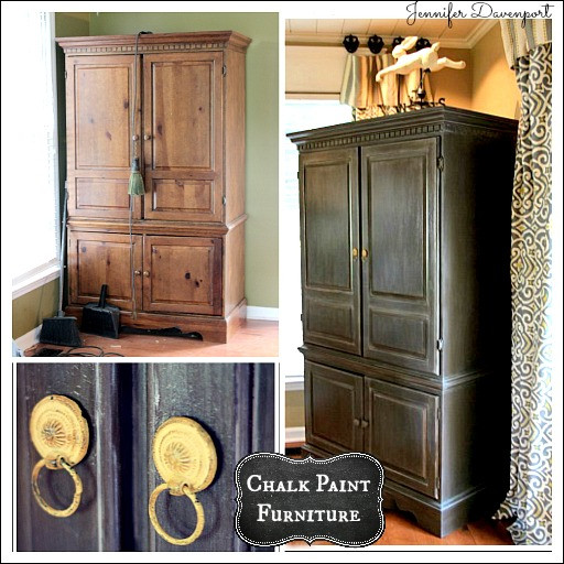 Best ideas about Chalk Painted Furniture Ideas . Save or Pin Chalk Paint Furniture Ideas Now.
