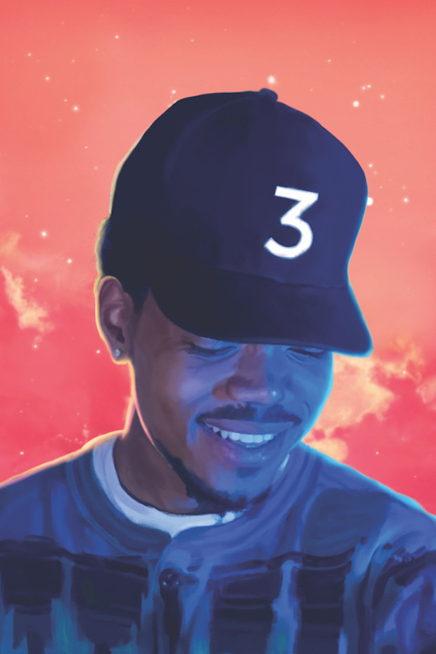 Chance The Rapper The Coloring Book  Listen Chance The Rapper – 'Coloring Book Chance 3
