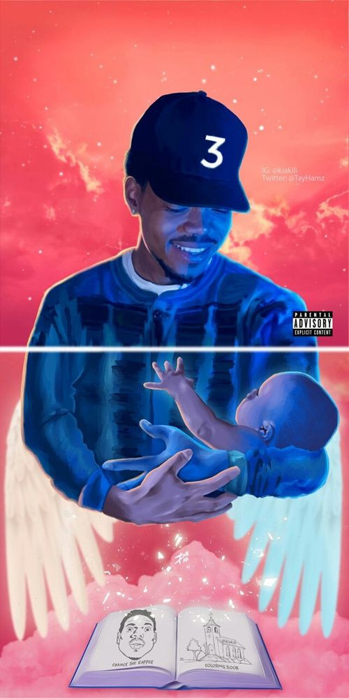 Chance The Rapper The Coloring Book  Best 20 Chance the rapper ideas on Pinterest
