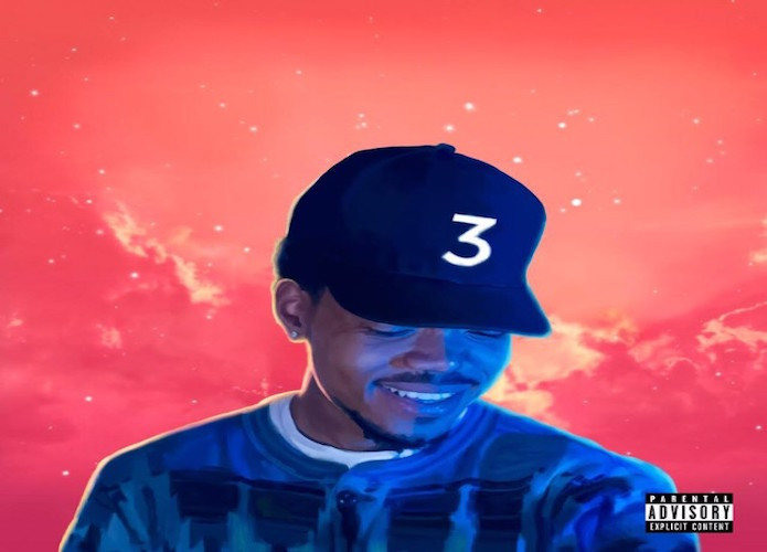 Chance The Rapper The Coloring Book  Coloring Book by Chance the Rapper Album Review A
