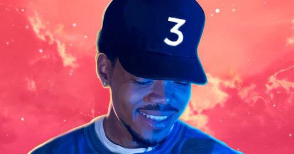 """Chance The Rapper The Coloring Book  Chance the Rapper """"Coloring Book"""" 1 Listen Album Review"""