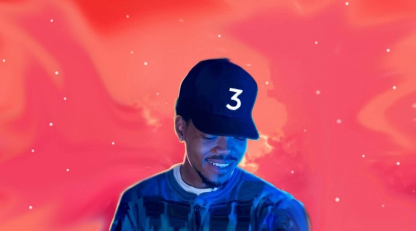 Chance The Rapper The Coloring Book  Coloring Book