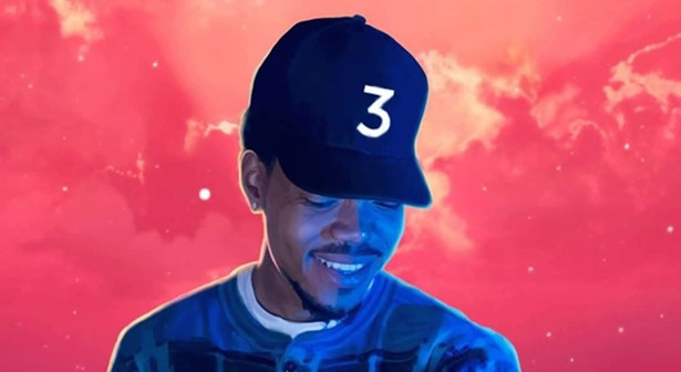 Chance The Rapper The Coloring Book  Love illuminates Chance the Rapper s highly anticipated