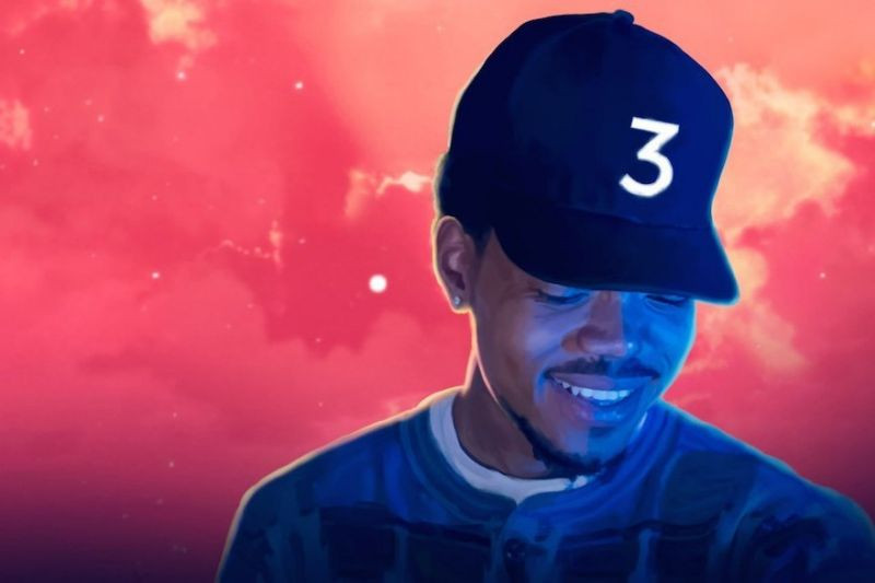 Chance The Rapper The Coloring Book  Twitter goes nuts over Chance the Rapper s new mixtape