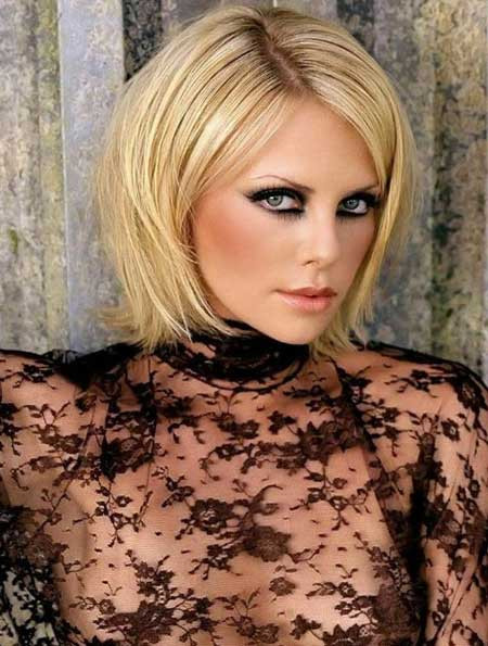 Charlize Theron Hairstyles  Charlize Theron Hairstyles Hairstyle For Women