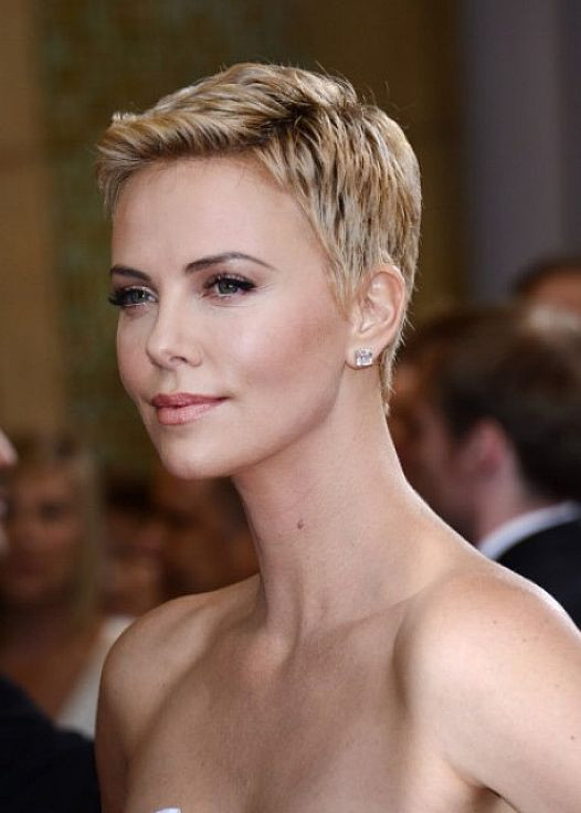 Charlize Theron Hairstyles  GREY HAIRSTYLES FOR WOMEN OVER 50 Hairstyle For Women