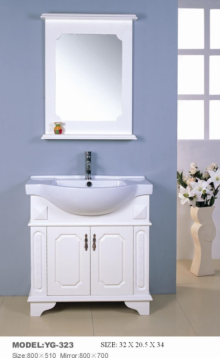 Best ideas about Cheap Bathroom Vanity . Save or Pin 24 Amazing Bathroom Vanities With Tops For Cheap Now.