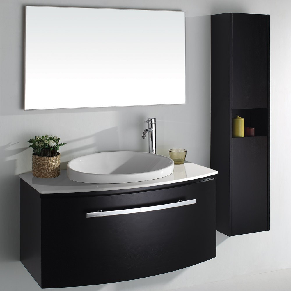 Best ideas about Cheap Bathroom Vanity . Save or Pin Modern Cheap Bathroom Vanities Now.