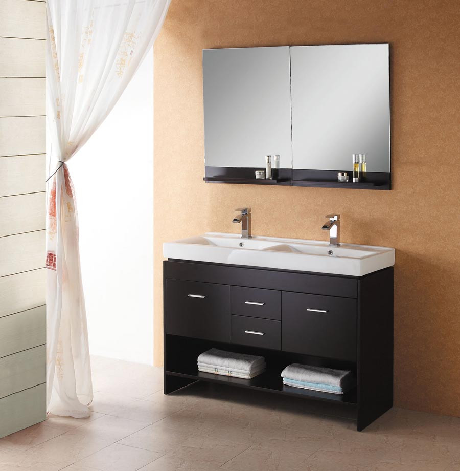 Best ideas about Cheap Bathroom Vanity . Save or Pin How to Select Cheap Modern Bathroom Vanities to Match Your Now.