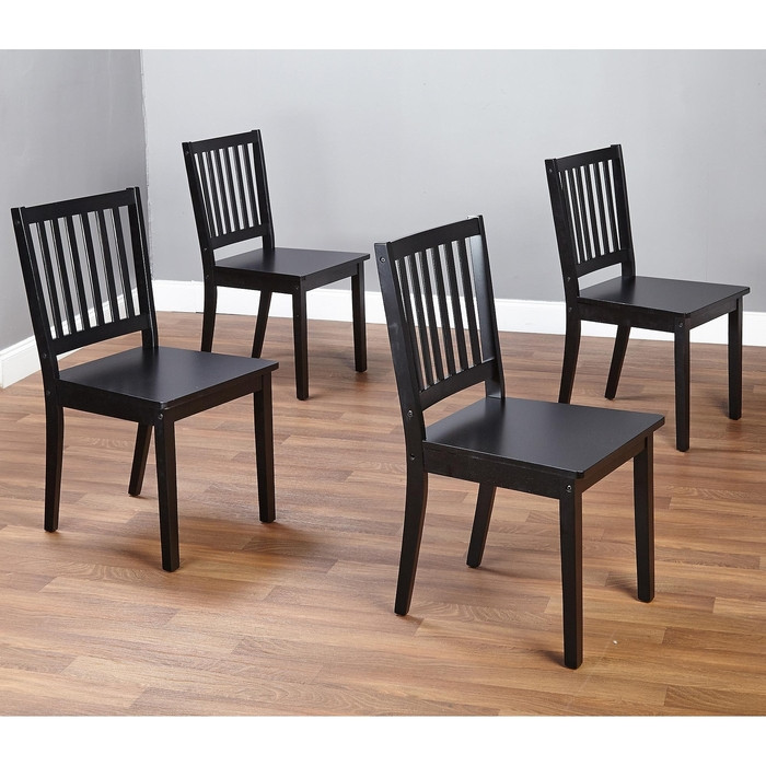 Best ideas about Cheap Dining Room Chairs . Save or Pin Cheap Dining Room Chairs Set 4 domainmichael Now.