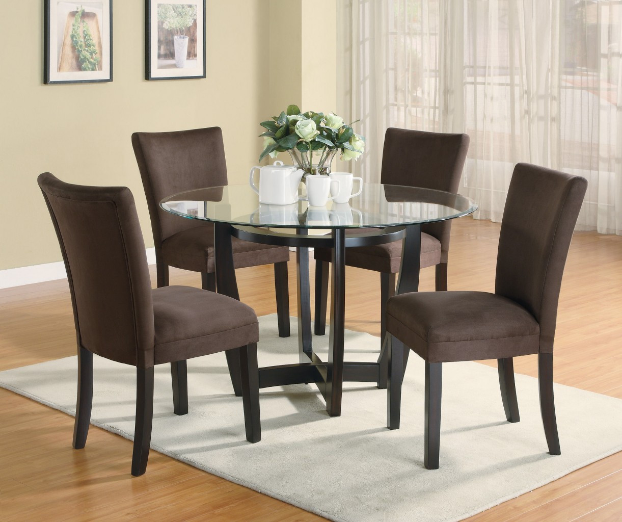 Best ideas about Cheap Dining Room Chairs . Save or Pin Cheap Dining Room Table Sets Home Furniture Design Now.