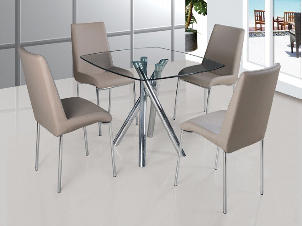 Best ideas about Cheap Dining Room Chairs . Save or Pin Beautiful Kitchen Cheap Dining Room Chairs Set 4 Ideas Now.