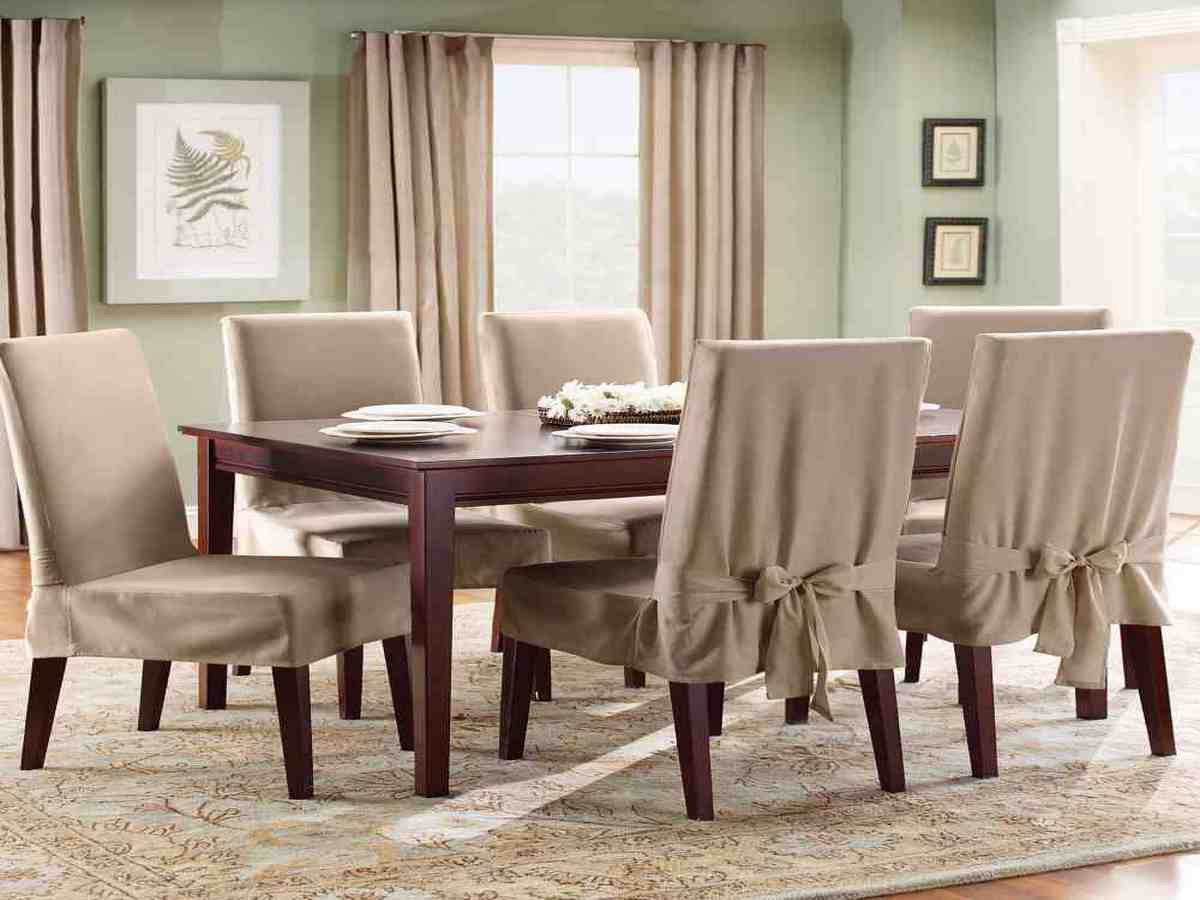 Best ideas about Cheap Dining Room Chairs . Save or Pin Cheap Dining Room Chair Covers Decor IdeasDecor Ideas Now.