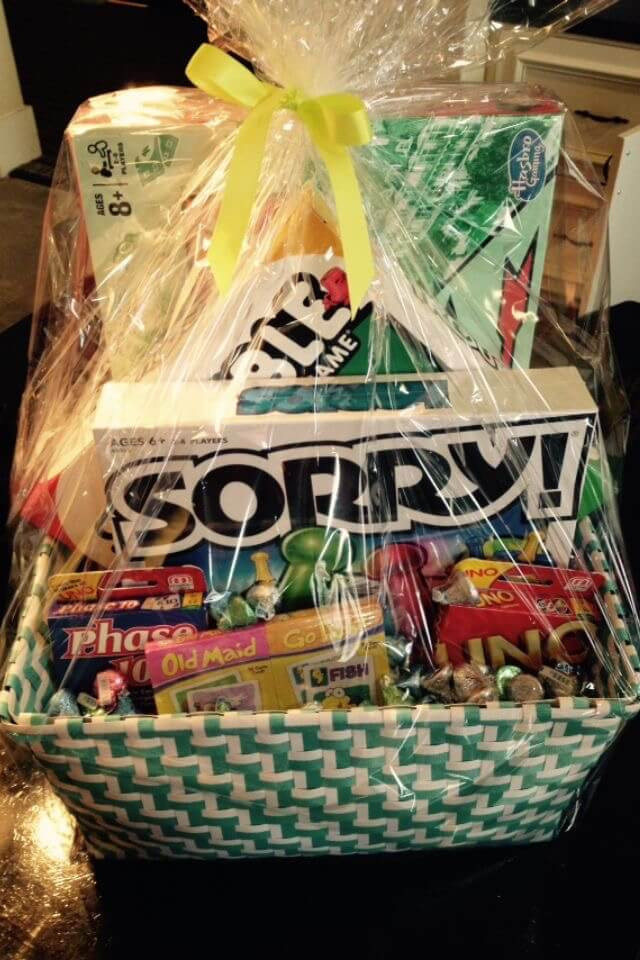 Best ideas about Cheap Homemade Gift Basket Ideas . Save or Pin 20 Unique DIY Gift Baskets That Are Super Easy To Make Now.