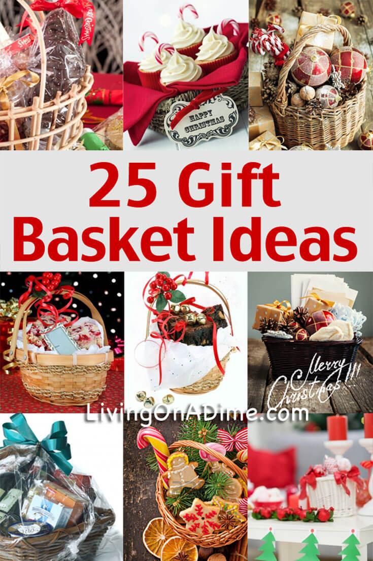 Best ideas about Cheap Homemade Gift Basket Ideas . Save or Pin 25 Easy Inexpensive and Tasteful Gift Basket Ideas Recipes Now.