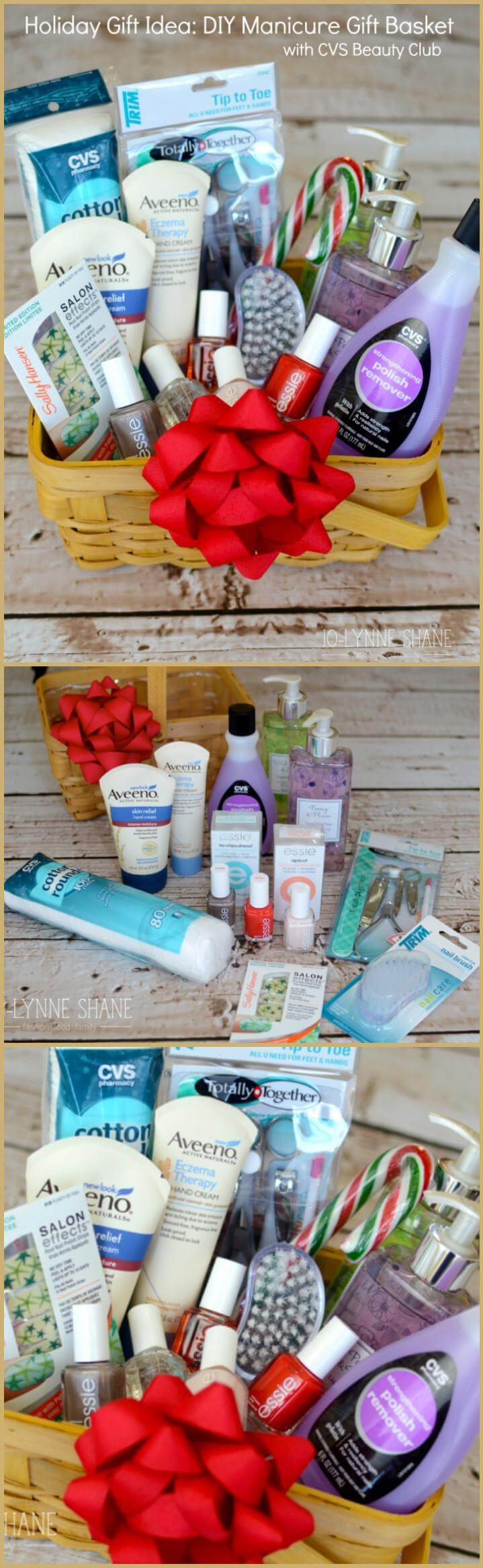 Best ideas about Cheap Homemade Gift Basket Ideas . Save or Pin 70 Inexpensive DIY Gift Basket Ideas DIY Gifts Page Now.