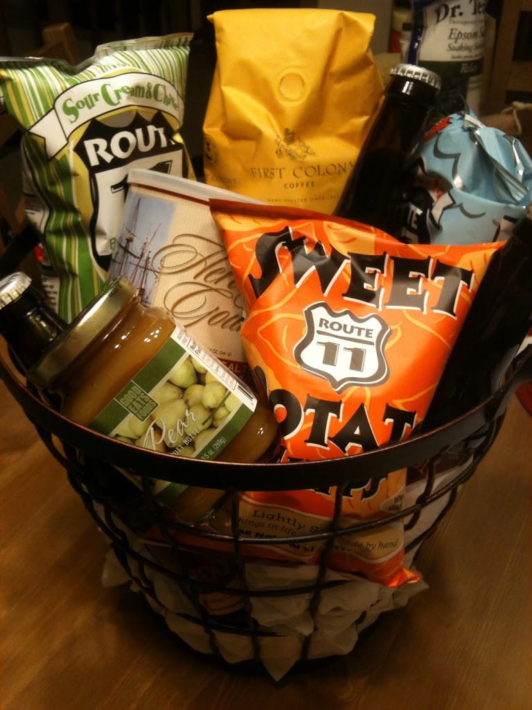 Best ideas about Cheap Homemade Gift Basket Ideas . Save or Pin 20 Gift Basket Ideas For Every Occasion Thoughtful Now.