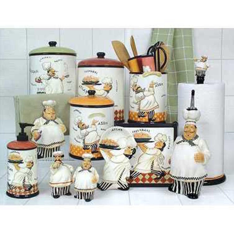 Best ideas about Chef Kitchen Decor Accessories . Save or Pin Chef Kitchen Decor Accessories Fat Chef Kitchen Decor Now.