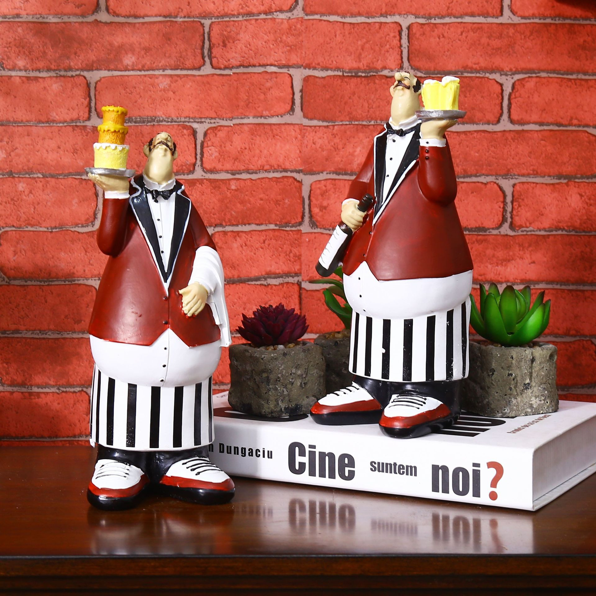 Best ideas about Chef Kitchen Decor Accessories . Save or Pin Popular Chef Crafts Buy Cheap Chef Crafts lots from China Now.