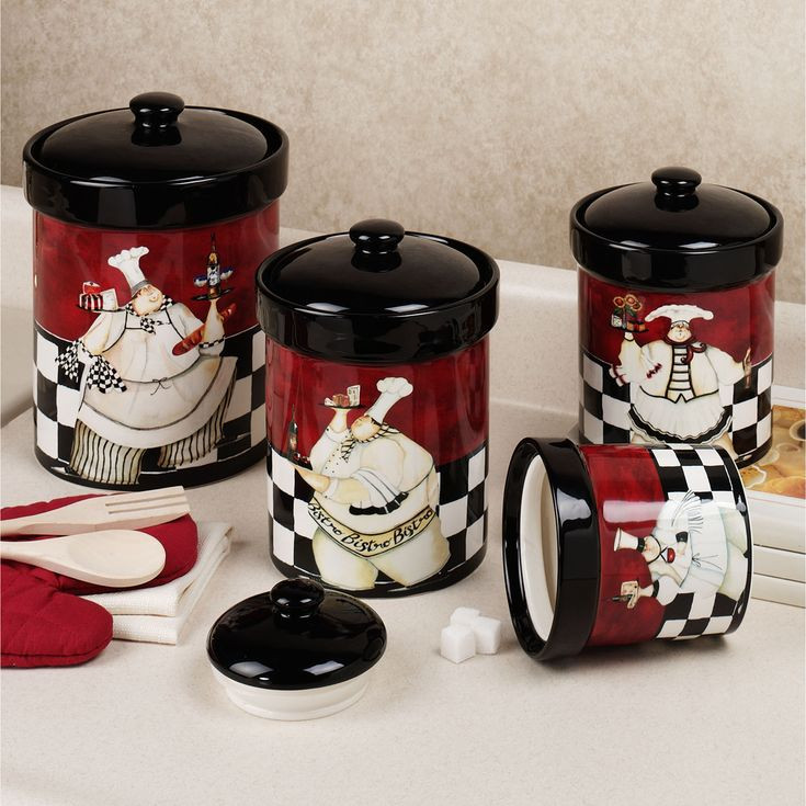 Best ideas about Chef Kitchen Decor Accessories . Save or Pin 23 best The fat chef kitchen decor images on Pinterest Now.