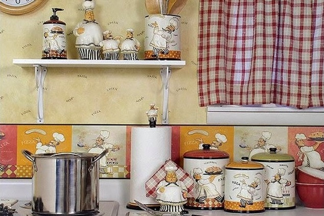 Best ideas about Chef Kitchen Decor Accessories . Save or Pin Fat Chef Kitchen Decor For Your Lovely Kitchen Now.